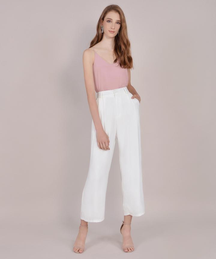 Anise Basic Camisole - Pink