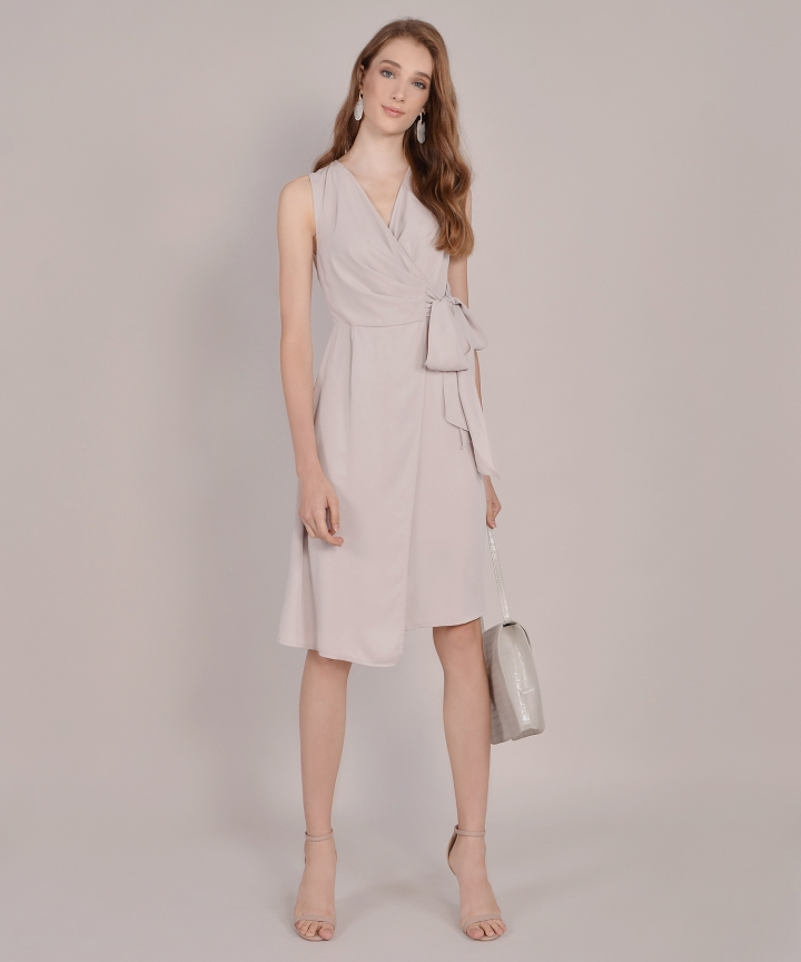Suzette Corporate Midi - Pale Sand
