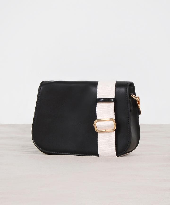 Leona Shoulder Bag - Black