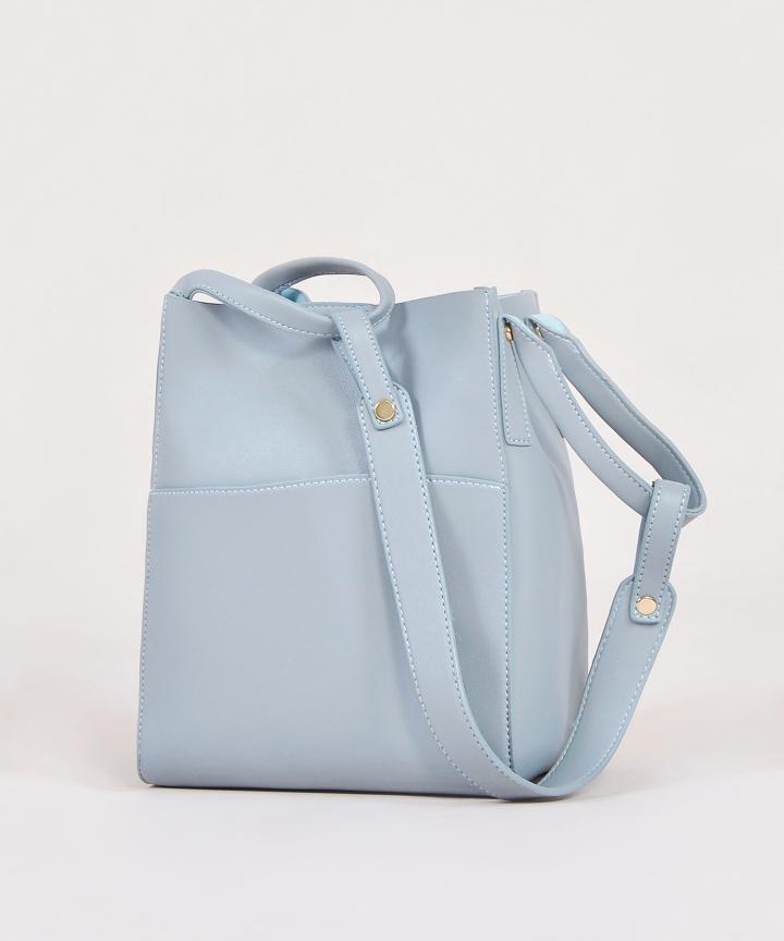 Mascarpone Bucket Bag - Blue