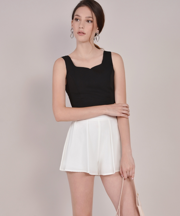 Mayfair Top - Black