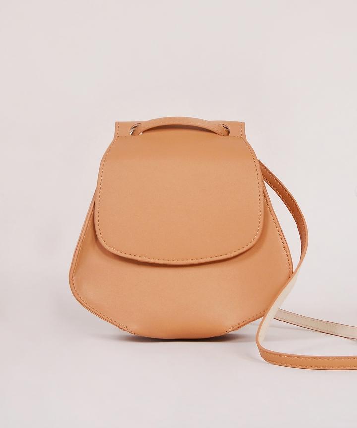 Veda Sling Bag - Brown