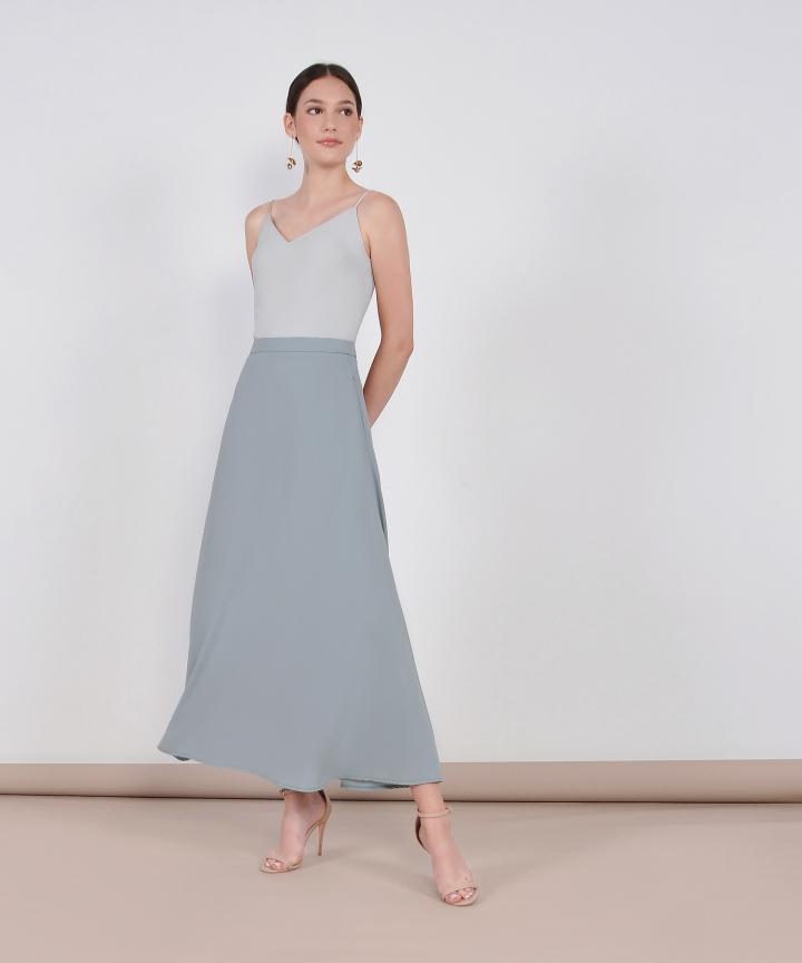 HVV Atelier Estelle Camisole - Pale Grey