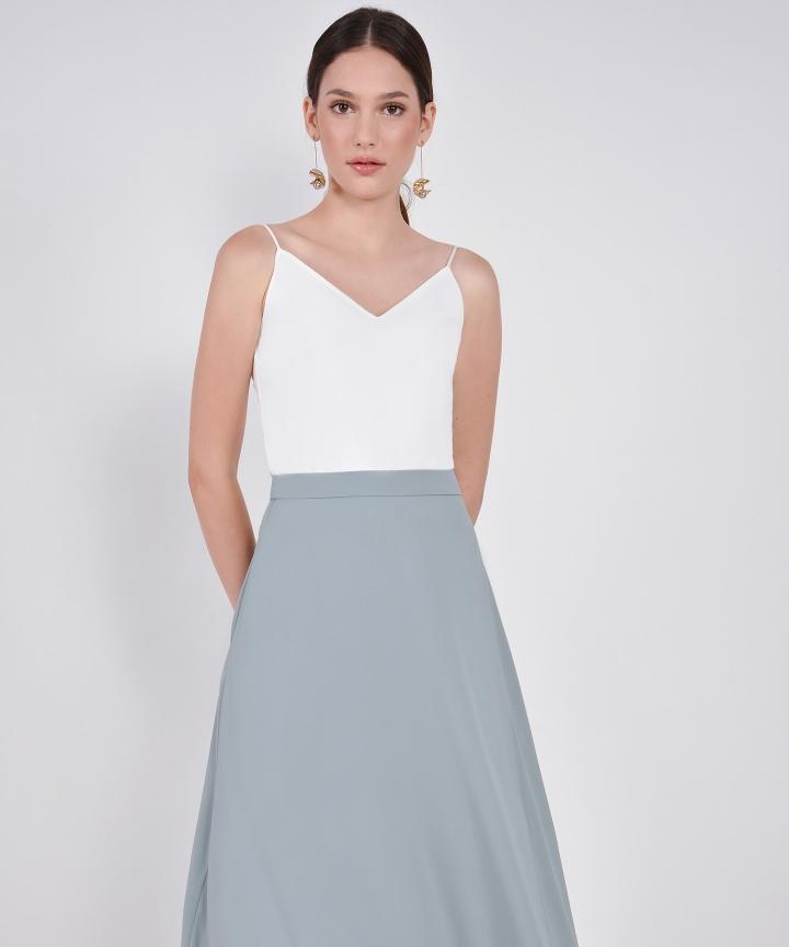HVV Atelier Estelle Camisole - White