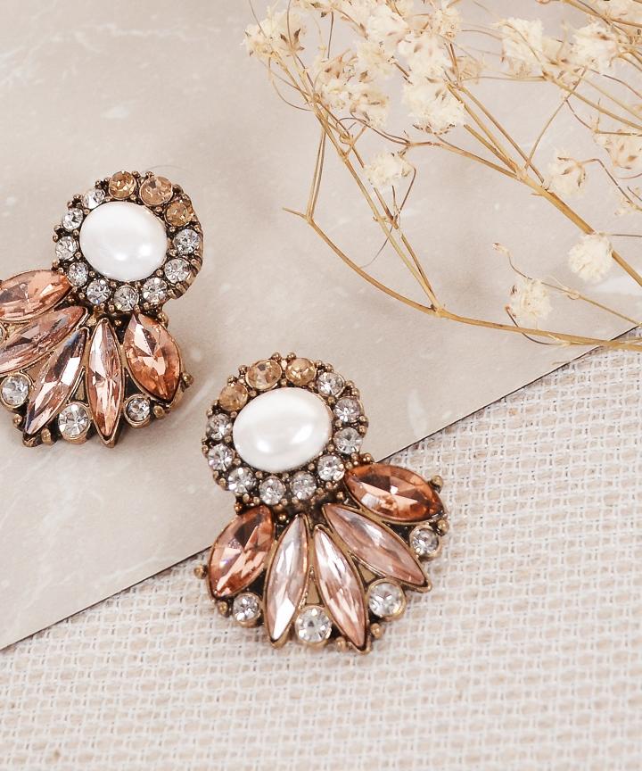 Xena Embellished Earrings