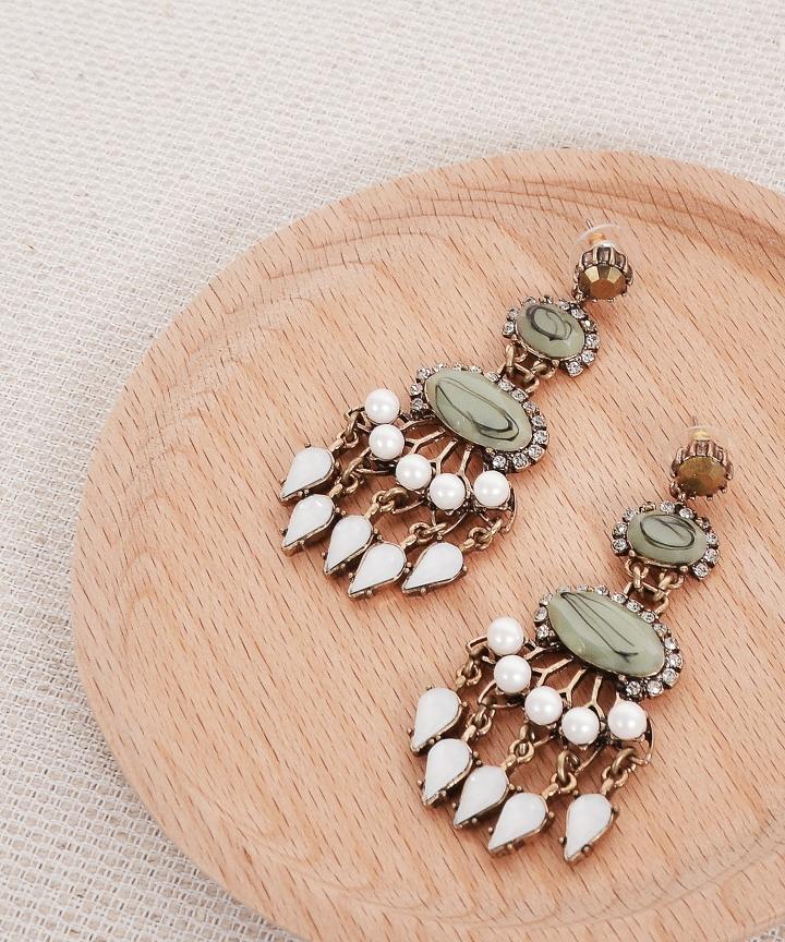 Calypso Mint Earrings