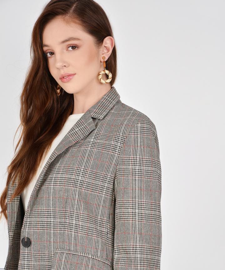 Shania Woven Earrings