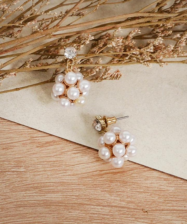 Ethel Pearl Earrings