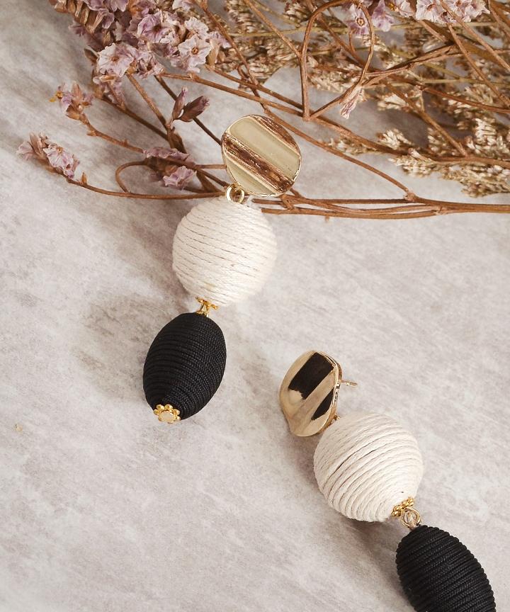 Reed Earrings