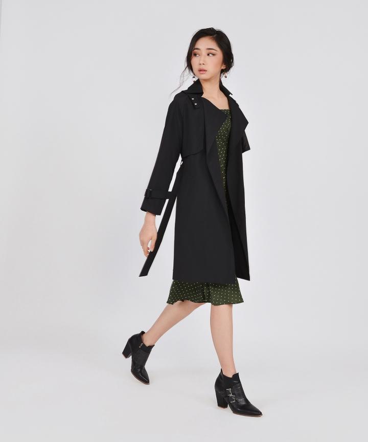 Sojourn Coat - Black