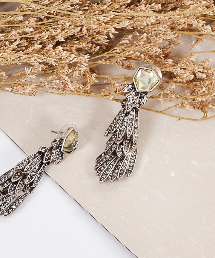 Amplify Tiered Earrings