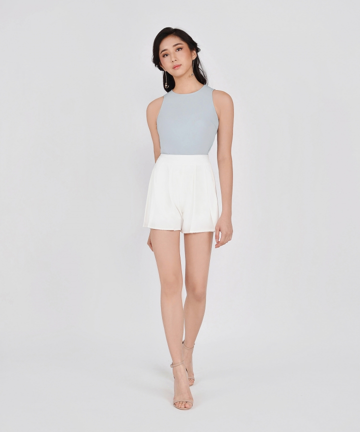Andre Classic Tank - Pale Blue