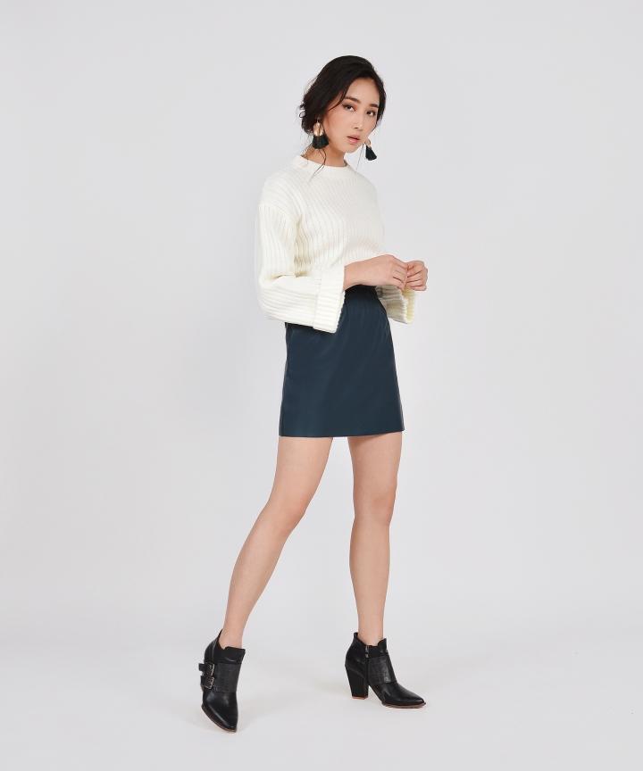 Maya Sweater - Ivory