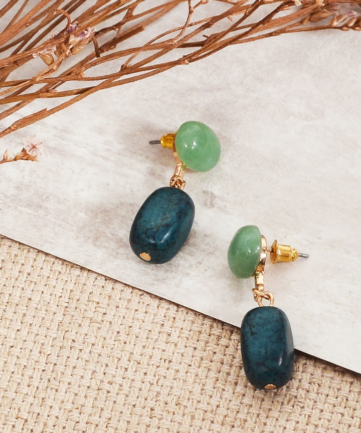 Genevre Drop Earrings (Backorder)