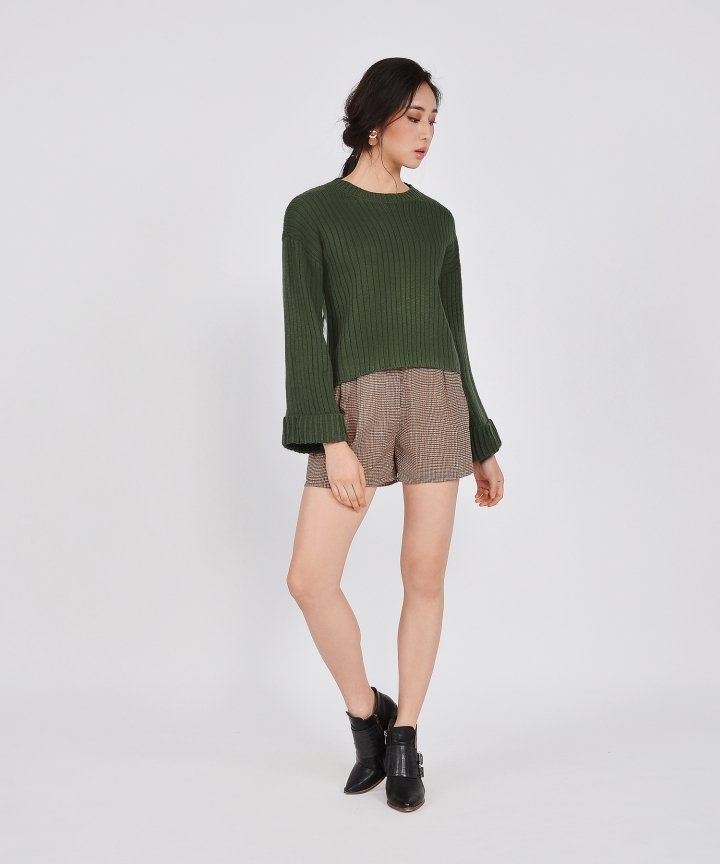 Maya Sweater - Olive