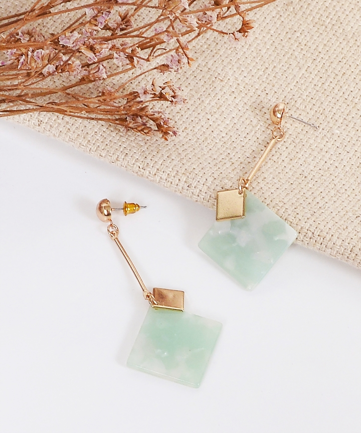 Perseus Drop Earrings