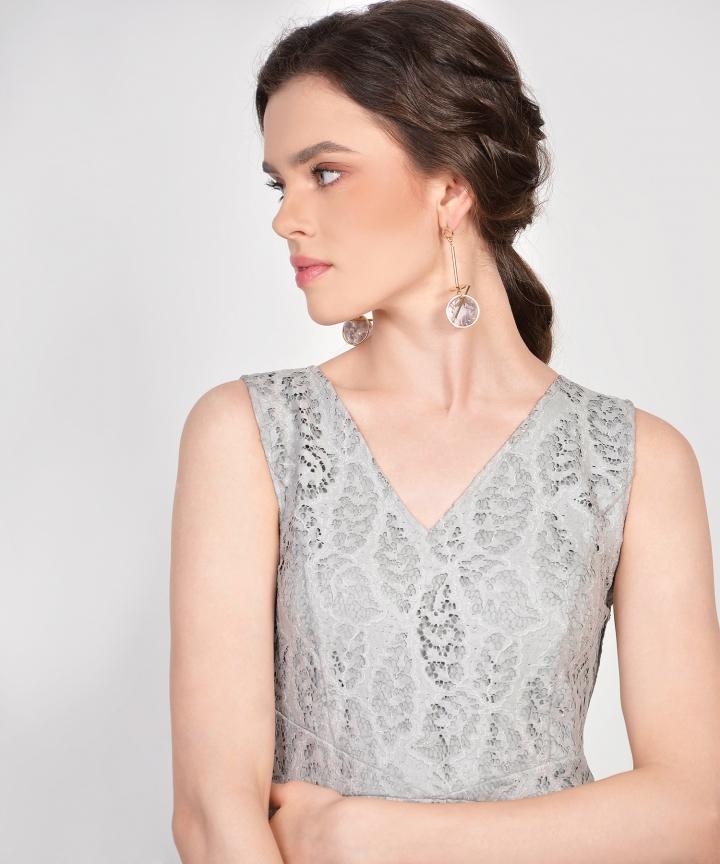 Ravenna Marble Earrings
