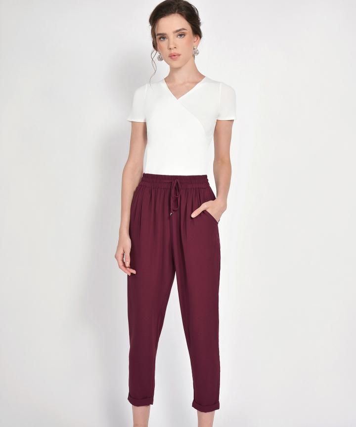 Minerva Overlay Knit Bodysuit