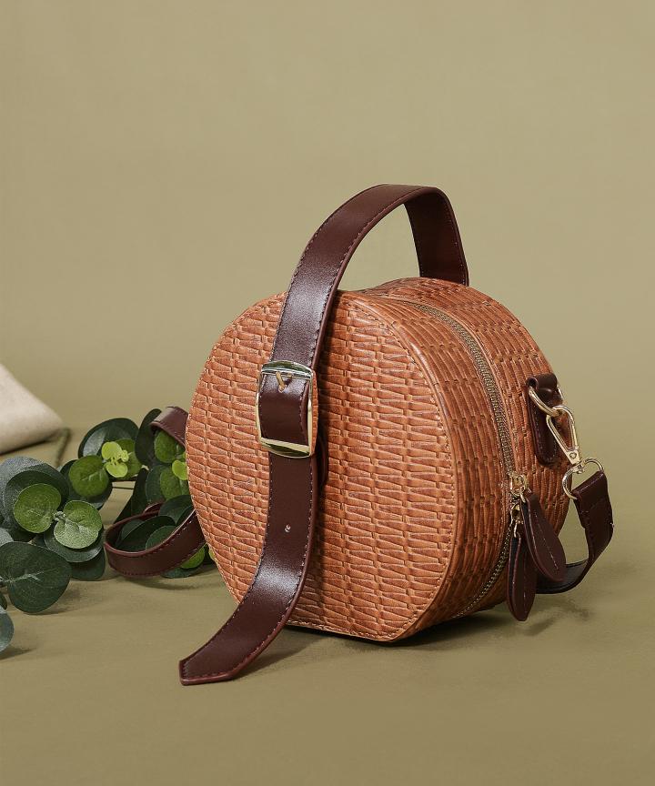 Anne Circular Bag