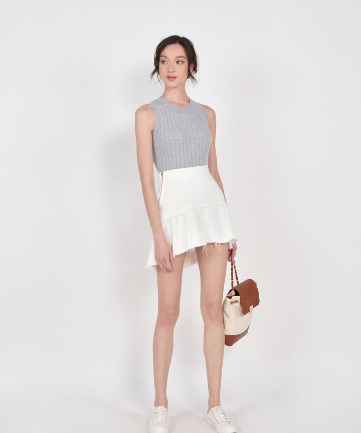 Liz Asymmetrical Skirt