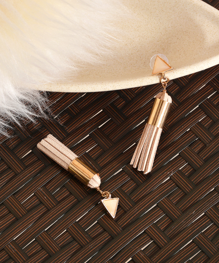 May Tassel Earrings