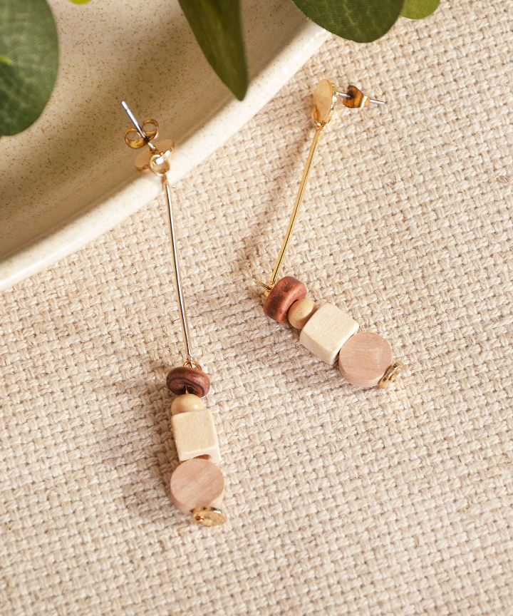 Zen Stacked Earrings