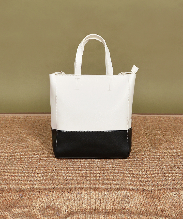Nu Contrast Bag - Black