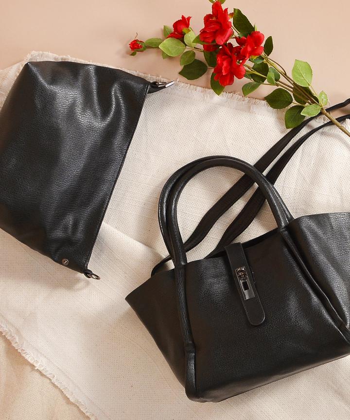 Winona Handbag - Black