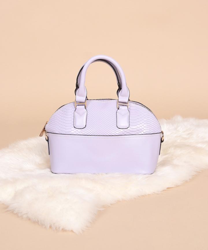 Alexandra Patent Bag