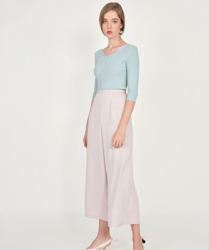 Elenora Knit Top