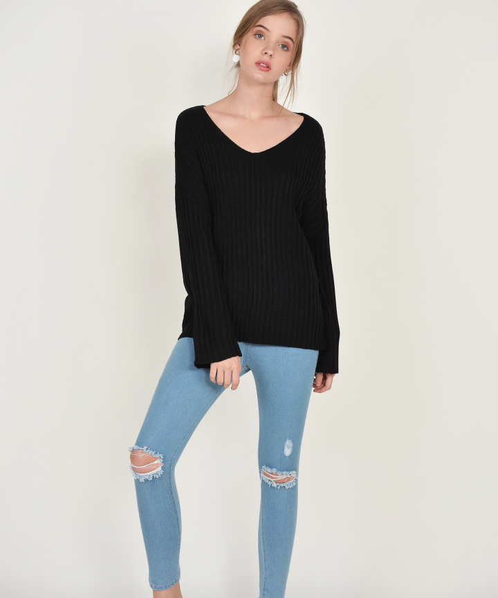 Sundance Sweater - Black