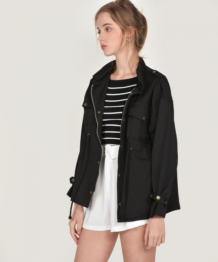 Rodriguez Jacket - Black