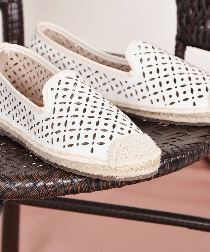 Maple Eyelet Loafers - Restock