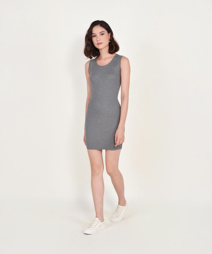 Meryl Knit Minidress