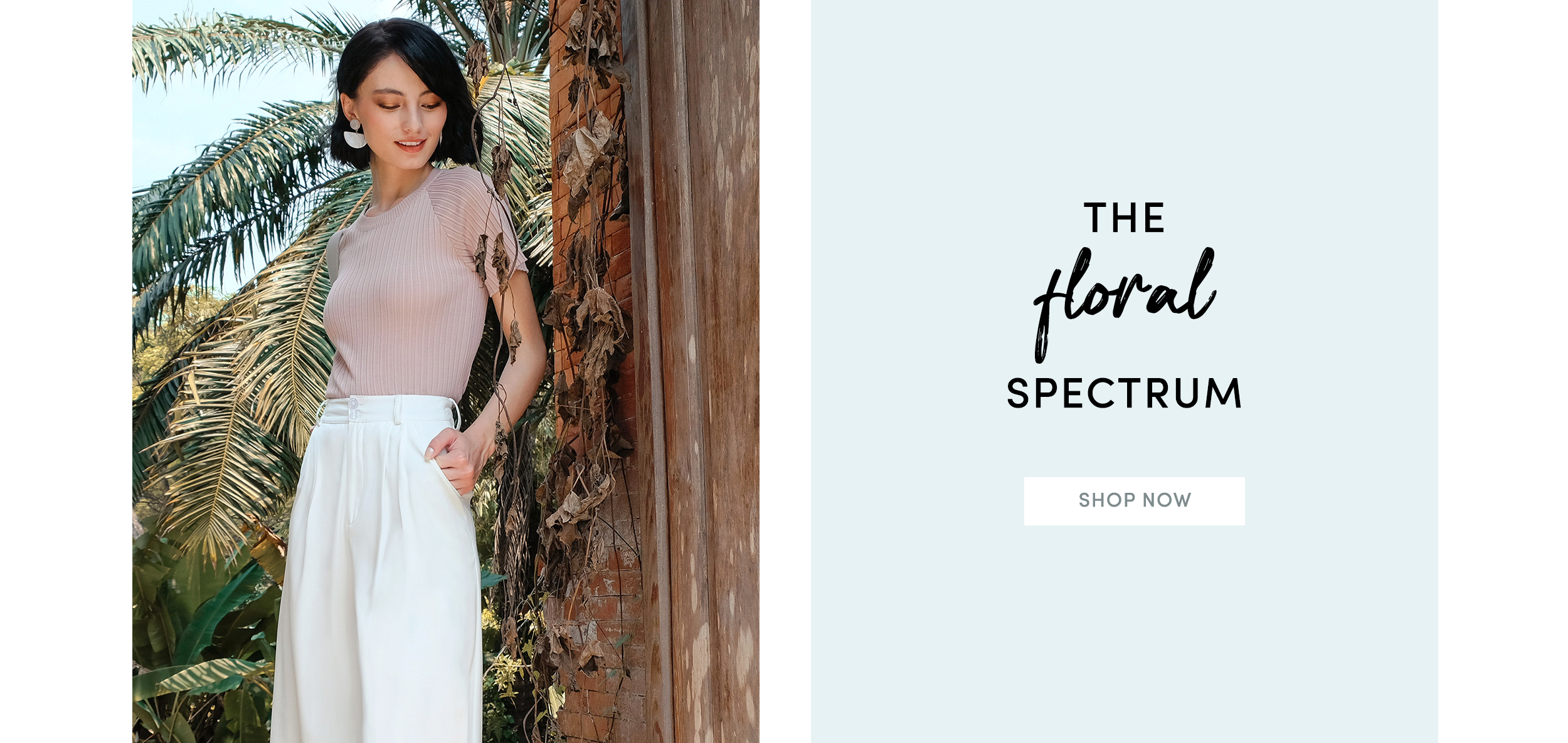 The Floral Spectrum