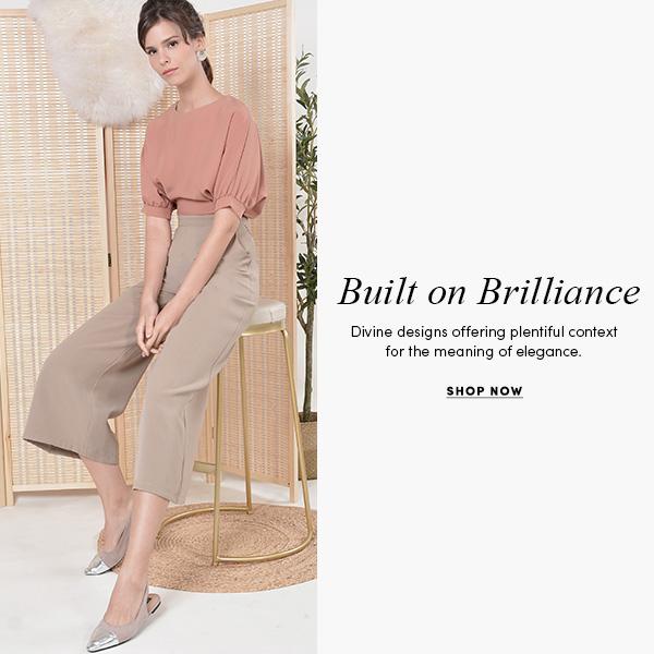Built on Brilliance
