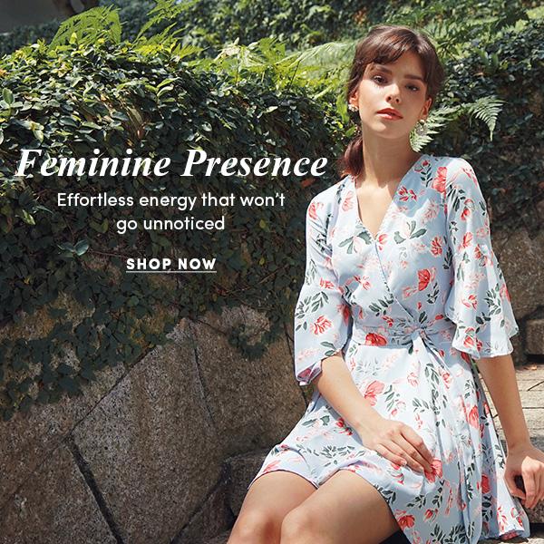 Feminine Presence