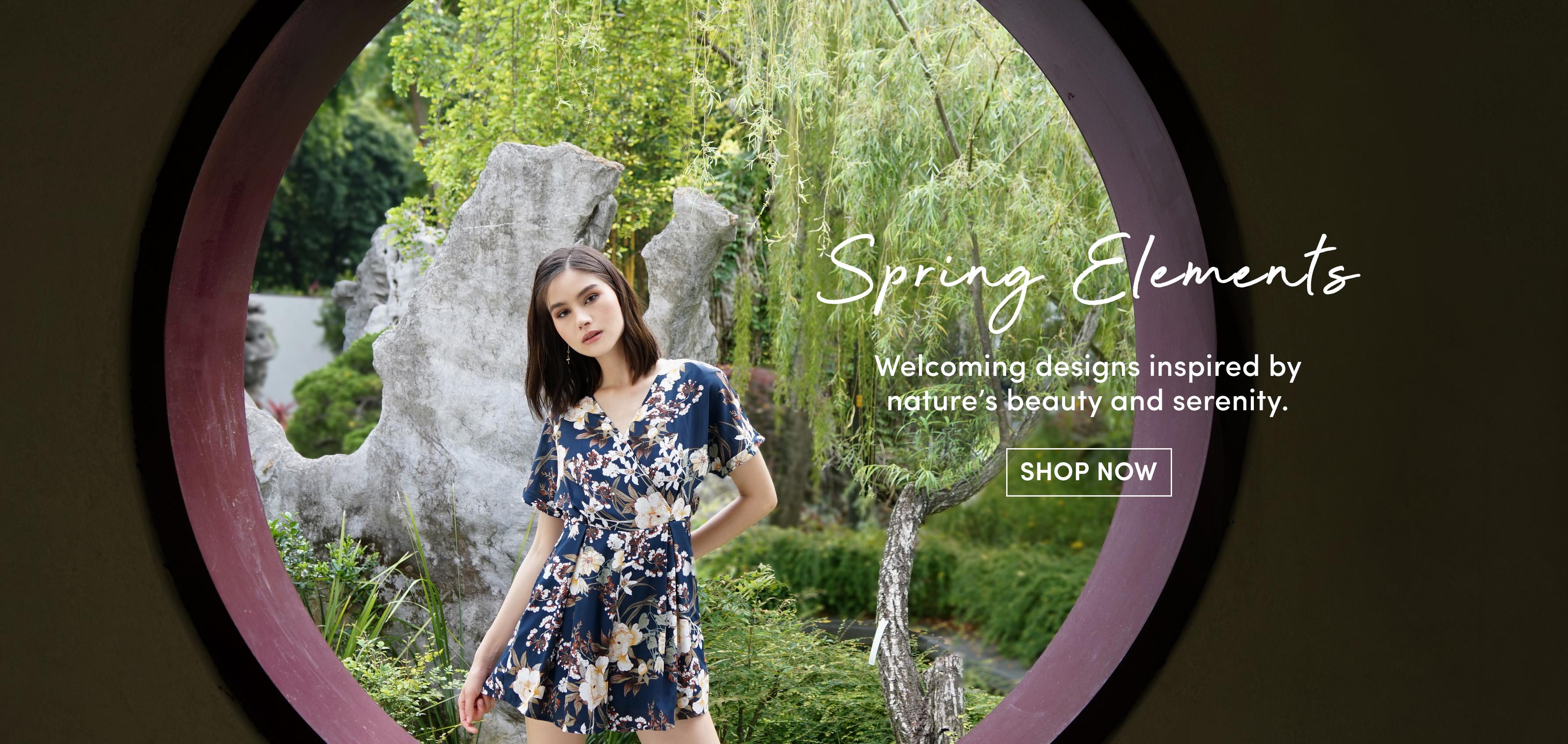 Spring Elements
