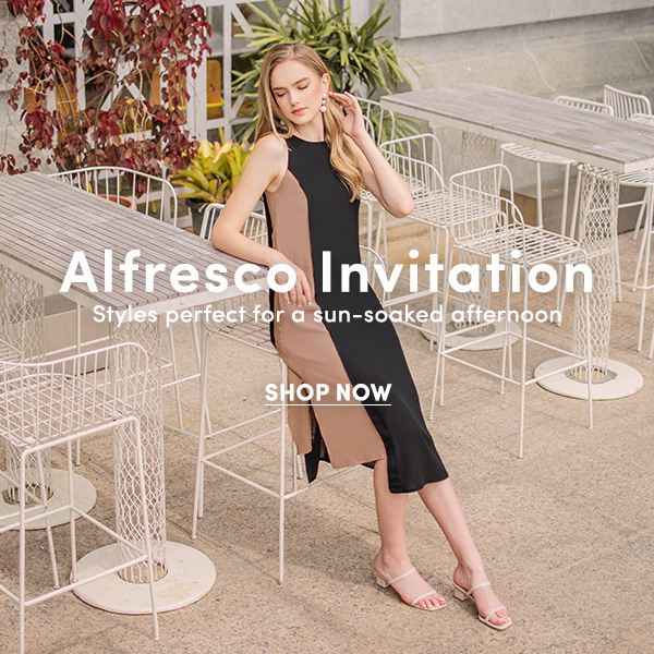 Alfresco Invitation