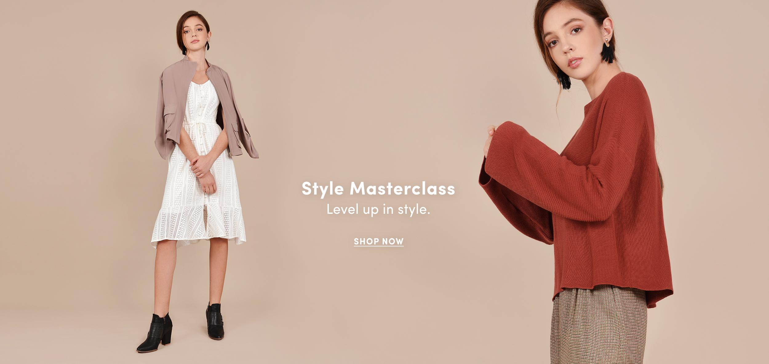 Style Masterclass