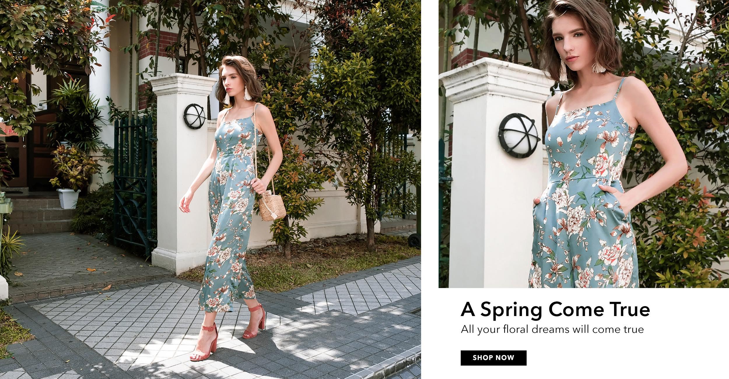 A Spring Come True