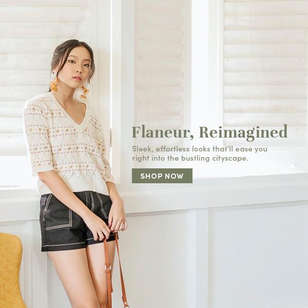 Flaneur, Reimagined
