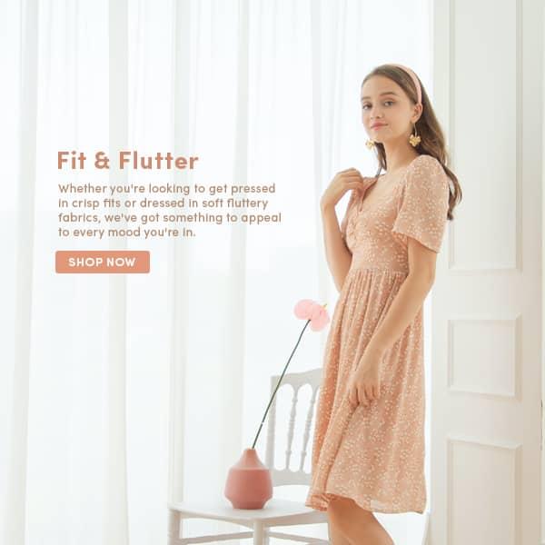 Fit & Flutter