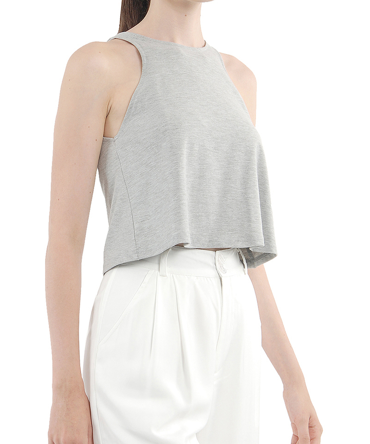 Miranda Basic Cropped Tank