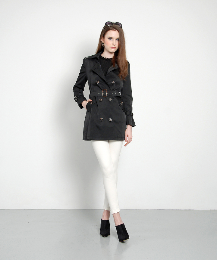 Harper Trench Coat