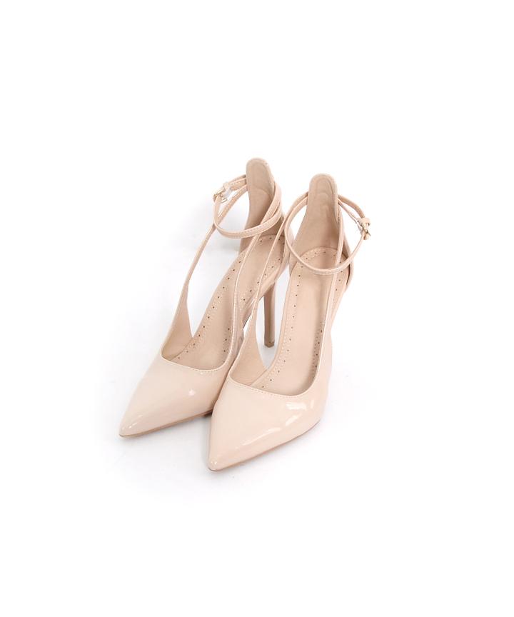 Aurora Patent Heels