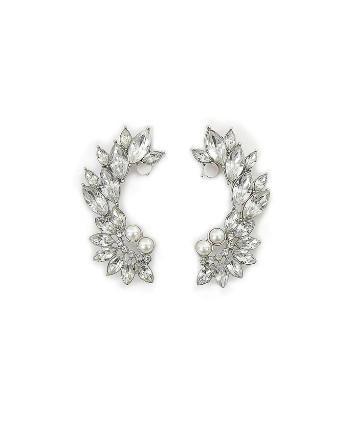 Aphrodite Embellished Earrings
