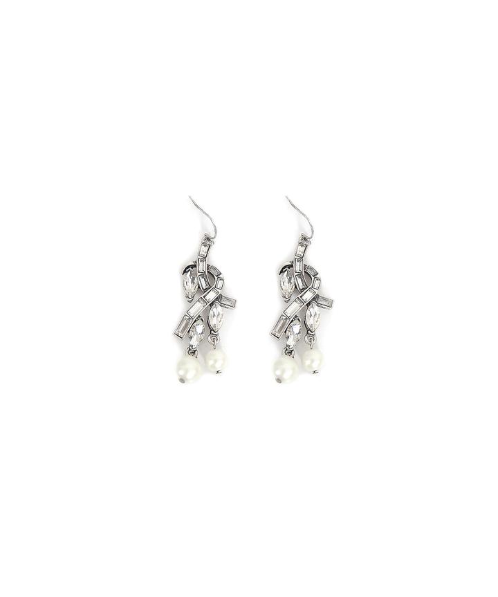 Tzarist Pearl Earrings