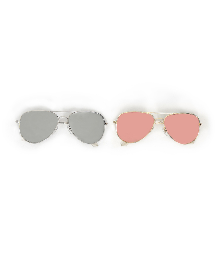 Canyon Mirror Aviators