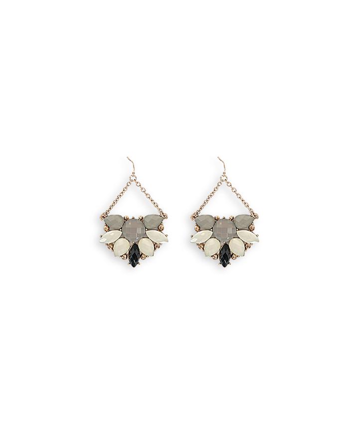 Ava Embellished Earrings